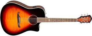Fender T-Bucket 300 Acoustic Electric Guitar, Rosewood Fingerboard - 3-Color Sunburst