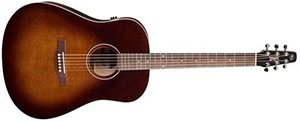 Seagull Seagull S6 Original Burnt Umber QIT Acoustic-Electric Guitar