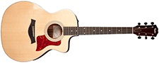 Taylor 214ce Acoustic Guitar Natural