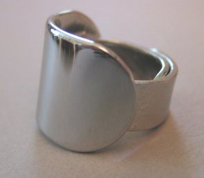 Will Ray Stealth Slide Ring for Guitar - Mini Slide