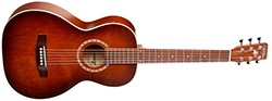 Art and Lutherie Ami Cedar Antique Burst Acoustic Guitar