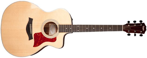 Taylor 214ce Acoustic Guitar Review