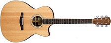 Eastman AC422CE Grand Auditorium Cutaway Acoustic-Electric Guitar