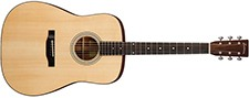 Eastman E10D Dreadnought Acoustic Guitar
