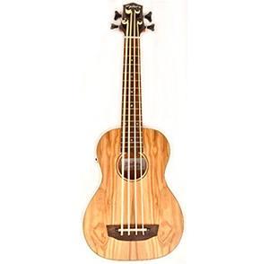 Hadean Acoustic Electric Bass Ukulele UKB-24
