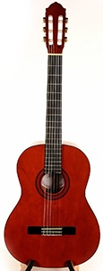 Ashton SPCG44AM Full Size Classical Guitar Pack, Amber Color details