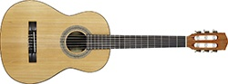 Fender Beginner Acoustic Guitar MC-1 ¾ Nylon String – Natural