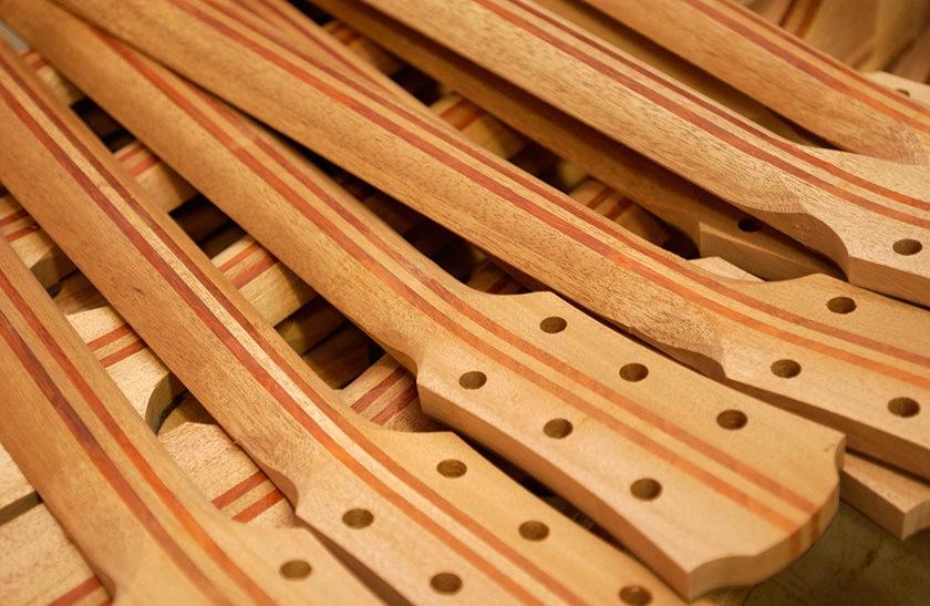 Acoustic Guitar Necks